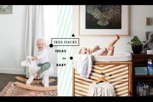 IKEA Hacks:8 個將 IKEA 家俱改造成寶寶用品的聰明點子 ‧ A Day Magazine