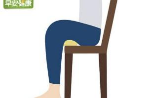 久坐讓你不到50歲就膝蓋退化!這樣坐提早預防