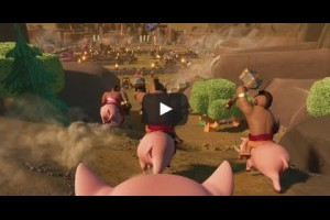 《部落衝突》野豬騎士360度全景影片