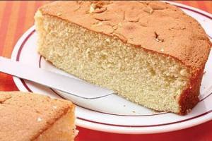 【楊桃美食網】香草海綿蛋糕