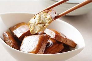 【楊桃美食網】滷豆乾充滿滷汁的秘訣