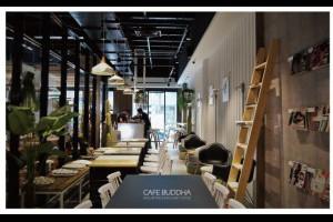 《台中南屯》工業風設計咖啡館開二店啦~佈達咖啡Cafe Buddha食彩向上店 @ ★★★★布萊美旅團★★★★ (咖啡、美食、建築、設計、旅行) :: 痞客邦 PIXNET ::