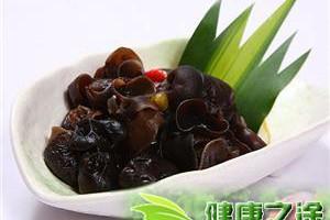 冬季吃黑木耳可以很好補腎! - 康途健康百科