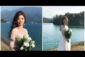 戶外婚紗造型推薦 陽光洋溢的甜美風格造型 - 台中新娘秘書 新娘造型 大里/太平/烏日 Joanne