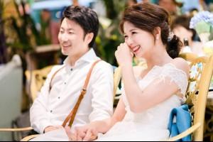 台北新秘造型師林貞維 新娘秘書推薦 清透裸妝感 飄逸自然髮型 | 我是婚禮人