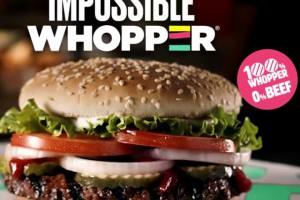 生活技.net: Burger Kin將售「植物肉」漢堡或成未來新趨勢