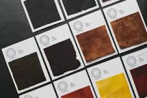 生活技.net: 蘑菇為原材料的仿皮革手錶表
