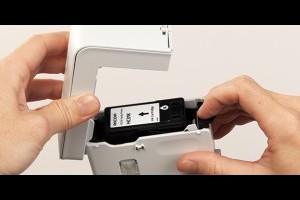 生活技.net: RICOH 推出 Handy Printer 手持列印機,顛覆打印概念
