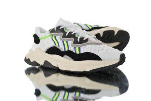 adidas ozweego adiprene 3M反光透氣網面情侶款復古老爹鞋 白黑熒光綠藍_adidas慢跑鞋_Adidas鞋子_運動鞋子_adidas originals|adidas官方目錄,愛迪達鞋子,愛迪達外套-adidas官方網台灣