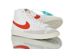 nike blazer mid vintage 復古拼接皮革面情侶款高筒滑板鞋 白灰紅_nike sb_Nike鞋子_運動鞋子_adidas originals|adidas官方目錄,愛迪達鞋子,愛迪達外套-adidas官方網台灣
