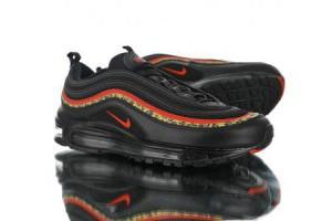 nike air max 97 3M反光時尚豹紋邊條拼接情侶款氣墊運動鞋 黑紅棕_nike air max_Nike鞋子_運動鞋子_adidas originals|adidas官方目錄,愛迪達鞋子,愛迪達外套-adidas官方網台灣