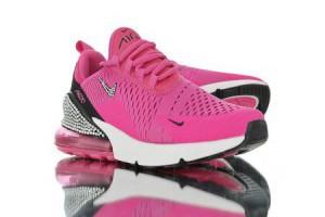 nike air max 270 女子水晶鑲鉆網面後半掌氣墊運動鞋 玫紅黑水晶_nike air max_Nike鞋子_運動鞋子_adidas originals|adidas官方目錄,愛迪達鞋子,愛迪達外套-adidas官方網台灣