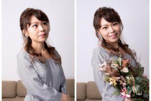 媽媽妝髮 髮型與彩妝造型設計 時尚妝容最美麗的主婚人 - 台北新娘秘書林貞維