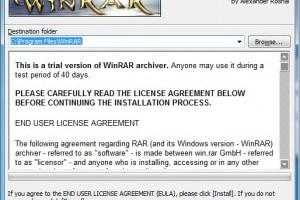 Winrar中文版免費解壓縮軟體 老牌穩定壓縮工具 | 小博數位生活