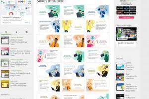 免費個人商業 Powerpoint 投影片範本下載 很有質感和品味 | 小博數位生活