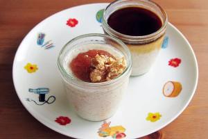 台灣好農部落格 | 不用雞蛋的米布丁,加紅藜更養生