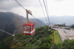 日本/明智平纜車登頂,眺望中禪寺湖華嚴瀑布 | u 值媒