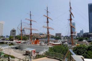 日本丸紀念公園 ─ 帆船日本丸、横浜港博物館 - Jeff & Jill的窩 - udn部落格