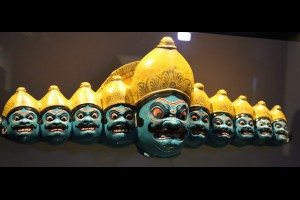 故宮南院‧法國凱布朗利博物館面具精品展 - Jeff & Jill的窩 - udn部落格