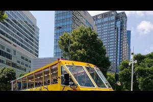 Jeff & Jill 的足跡: 橫濱港未來、紅磚倉庫、山下公園、中華街