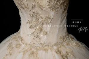 精品白紗 -奧拉最上婚紗攝影 AuRa Wedding Photography  
