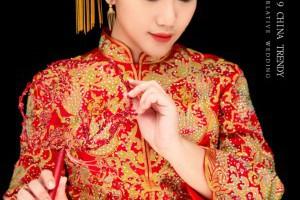 中式婚紗 中式禮服 龍鳳婚紗 -奧拉最上婚紗攝影 AuRa Wedding Photography  