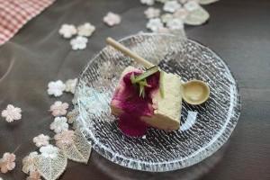 台灣好農部落格 | 果香與豆香交織的迷人滋味~火龍果優格醬佐自製豆腐