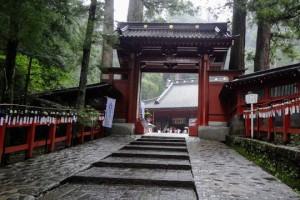 日本/日光二荒山神社 以求姻緣聞名 形象神似彌勒佛   u 值媒