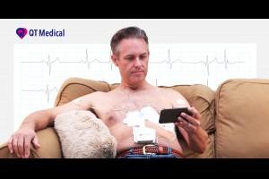 PCA 500 12-lead Portable ECG, Best home ekg device-QT Medical
