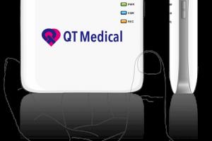 QT Medical|Portable 12-lead ECG Machine / Medical EKG Device