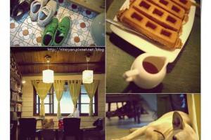 【新北市/瑞芳區】金瓜石祈堂老街。真心咖啡館 @ ▦ nina的吃喝玩樂跑跳蹦 ▦ :: 痞客邦 pixnet ::