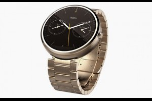生活技.net: Gold Edition Moto 360 短暫現身 Amazon
