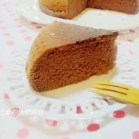 【用電子鍋做~巧克力蛋糕】食譜、作法 | 歐巴桑的快樂廚房的多多開伙食譜分享