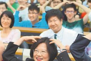 時論-掀開台灣共識面紗 - 中時電子報