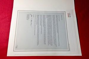 Cisco CCNA 紙本證書開箱文